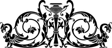 ваза harpy Стоковое фото RF
