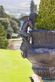 ваза powerscourt цветка ангела Стоковые Изображения