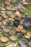 вазы серии Стоковые Фотографии RF