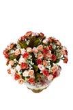 Вазы с цветками Стоковая Фотография RF