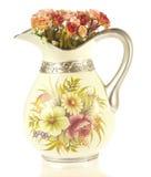 Вазы с цветками Стоковые Изображения RF