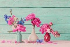 вазы цветков Стоковое Изображение