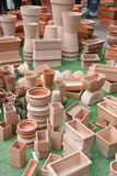вазы Стоковые Фотографии RF
