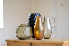 4 вазы Стоковое фото RF