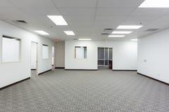 Вакантные размеры офиса Стоковая Фотография RF