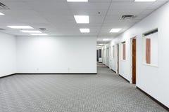 Вакантные размеры офиса Стоковые Изображения