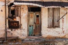 Вакантный дом Стоковое фото RF