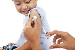 вакцинирование стоковые фото