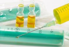 вакцинирования Стоковые Изображения