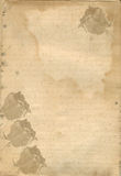 Валентайн бумаги письма Стоковые Фото