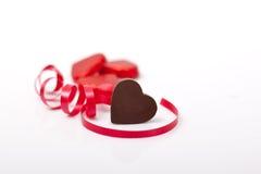 Валентайн влюбленности подарка Стоковое Фото