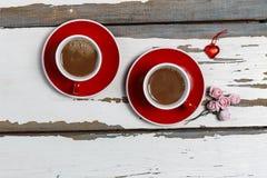 Валентайн дня s Концепция: День ` s валентинки, дата, влюбленность Стоковая Фотография
