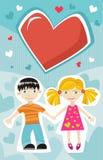 Валентайн карточки бесплатная иллюстрация