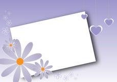 Валентайн карточки s Стоковые Фото