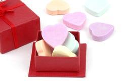 Валентайн конфеты Стоковая Фотография RF