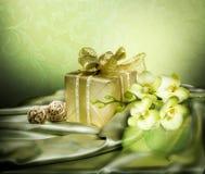 Валентайн подарка s дня Стоковое Изображение