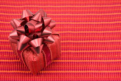 Валентайн подарка s дня Стоковое фото RF