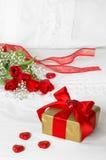 Валентайн подарков Стоковое Изображение