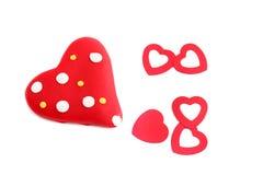 Валентайн сердец Стоковое Изображение RF