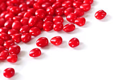 Валентайн сердца циннамона конфет Стоковые Изображения RF