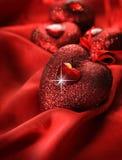 Валентайн сердца Стоковая Фотография RF