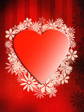 Валентайн сердца s Стоковые Фото