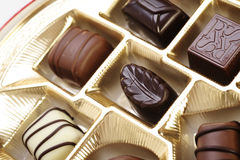 Валентайн шоколада s Стоковая Фотография