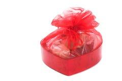 Валентайн шоколадов Стоковая Фотография