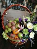 валентинка подарка плодоовощ loveday Стоковая Фотография RF