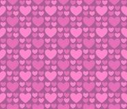 Валентинки с сердцами Стоковые Фото