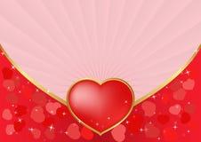 Валентинки иллюстрация вектора