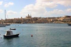 Валлетта, Мальта, июль 2014  стоковые изображения