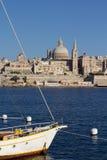 Валлетта, Мальта Стоковые Изображения RF