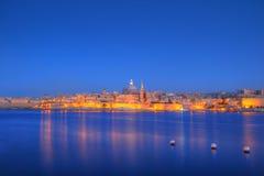 Валлетта, Мальта Стоковое Фото