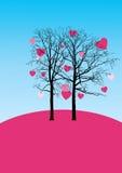 валы влюбленности Стоковое Изображение RF