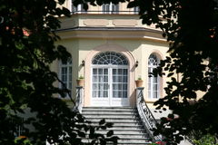 валы дома Стоковая Фотография