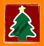 валы рождества счастливые Стоковое фото RF