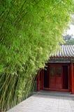 валы songyang академии bamboo Стоковое Изображение RF