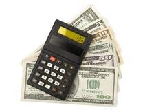 валюта мы Стоковая Фотография RF