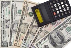 валюта мы Стоковая Фотография