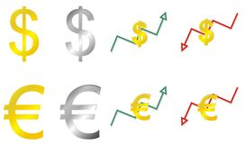 валюта иллюстрация штока