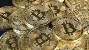 Валюта Bitcoin виртуальная акции видеоматериалы