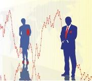 валютный рынок Стоковая Фотография RF