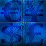 валюты гловальные иллюстрация вектора
