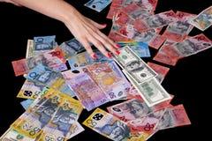 валюты Стоковые Изображения