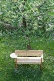 вал весны стенда яблока новый вниз Стоковое Фото