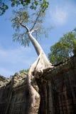 вал виска spung preah angkor khan Стоковые Фотографии RF