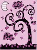 вал влюбленности Стоковая Фотография RF