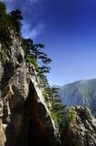 вал горы Стоковые Фото