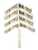 вал доллара Стоковое Фото